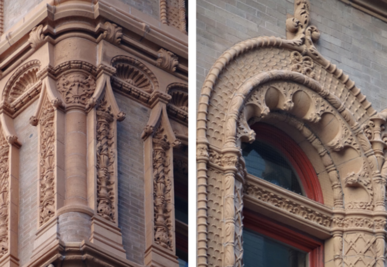 Corbin Building, architectural Restoration, Historic Districts Council Design Award, Page Ayres Cowley Architects