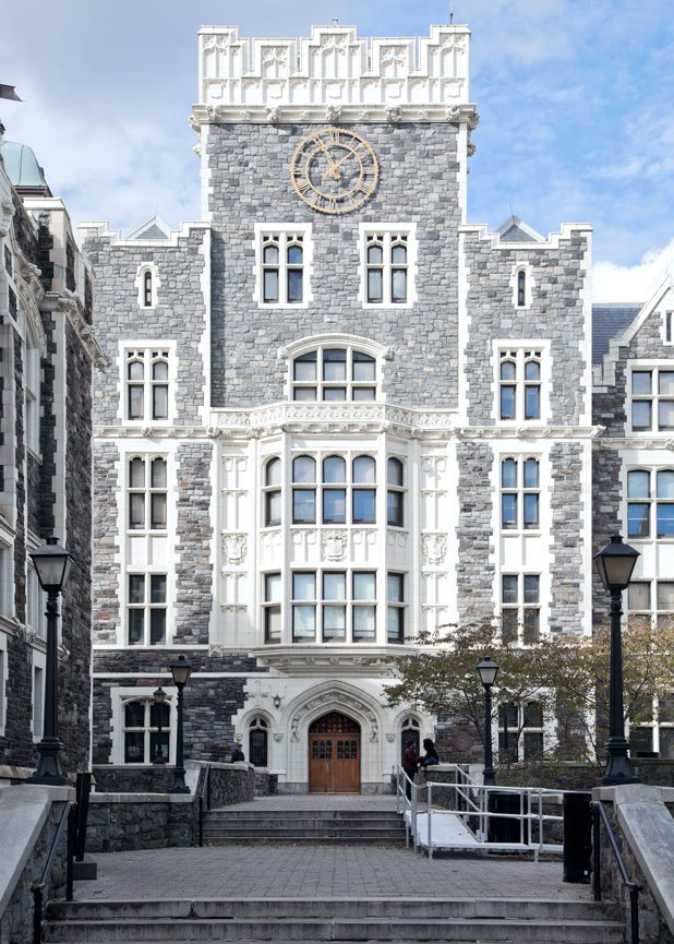 City College in New York, Restoration, Architect Fuller & D'Angelo, Terra Cotta Masonry