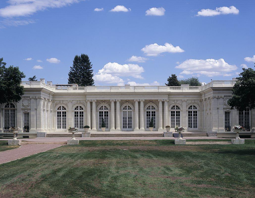 Trianon, Restoration, Masonry, Terra Cotta, Boston Valley Terra Cotta, Colorado Spring