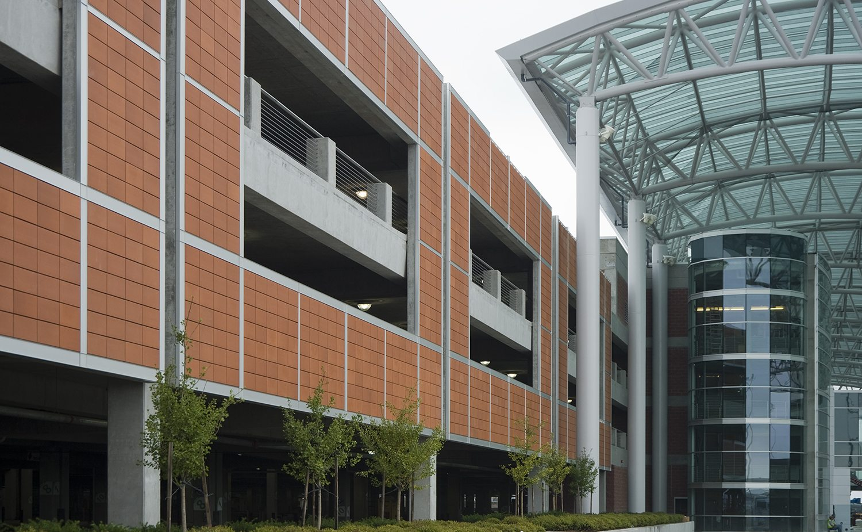 Gerald R. Ford International Airport Parking Garage