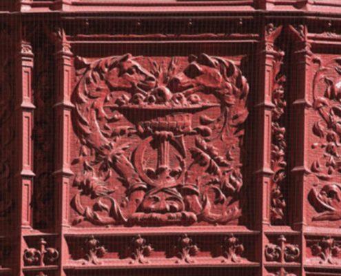 Corbin Building, NYC, Terra Cotta Masonry, architectural restoration