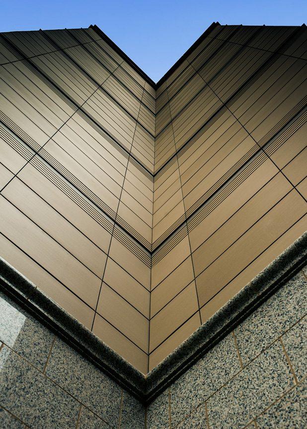 Robert D. Moreton Building, Boston Valley Terra Cotta, TerraClad, New Build, Texas, Jennings Hackler and Partners
