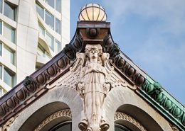 150 Nassau Street, Dorthy, architectural terra cotta restoration, NYC