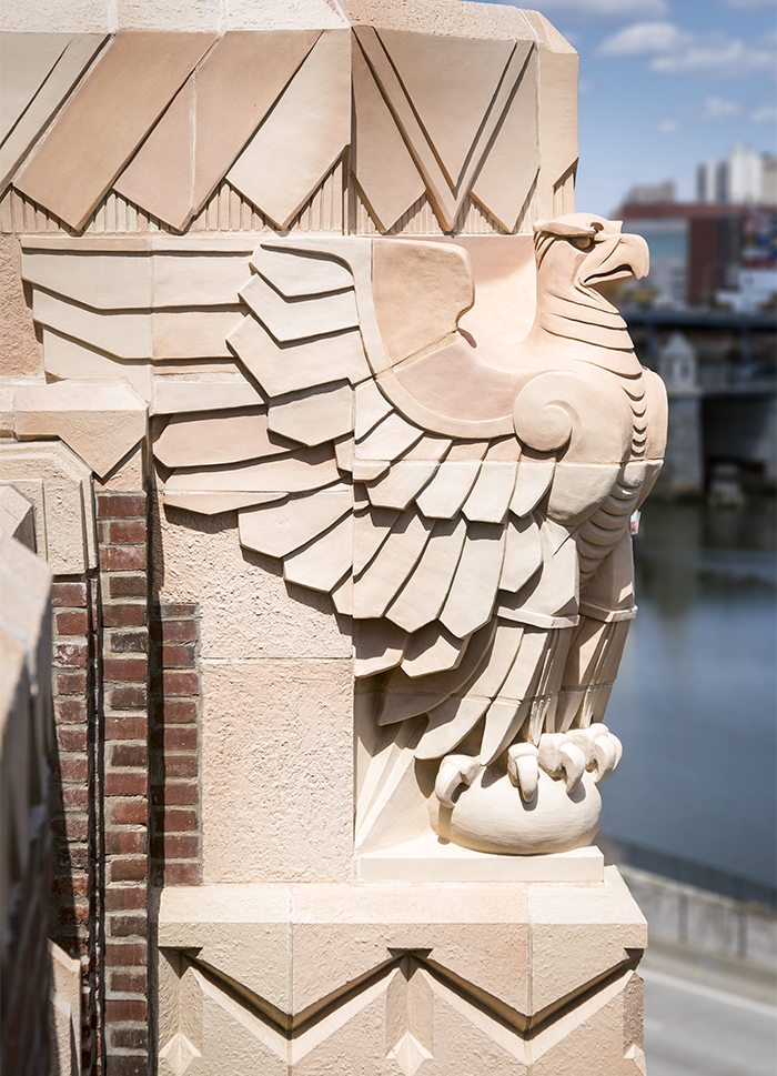 5th Avenue Armory, Harlem Hell Fighters, 369th Infantry Regiment, Boston Valley Terra Cotta, Restoration, Lucy G. Moses Award