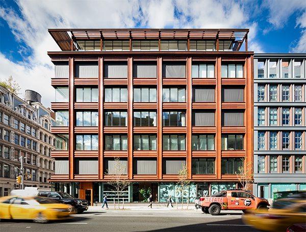 10 Bond, Selldorf Architects, NYC, Boston Valley Terra Cotta, Rainscreen