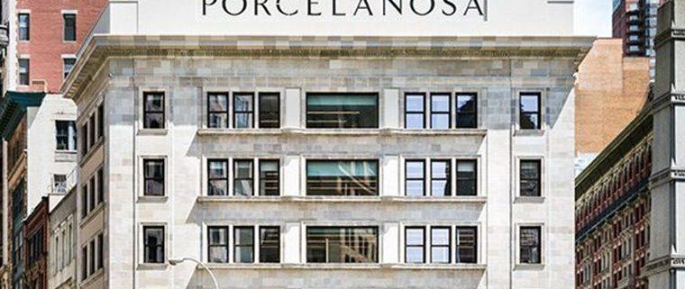 Porcelanosa Headquarters, Terra Cotta Masonry, architectural restoration