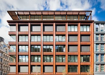 10 Bond Street, Boston valley terra cotta, TerraClad, Selldorf Architects, New York