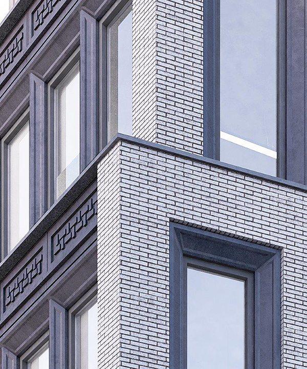 363 Lafayette, Morris Adjmi Architects, Noho, New York City, Terra Cotta, New Build