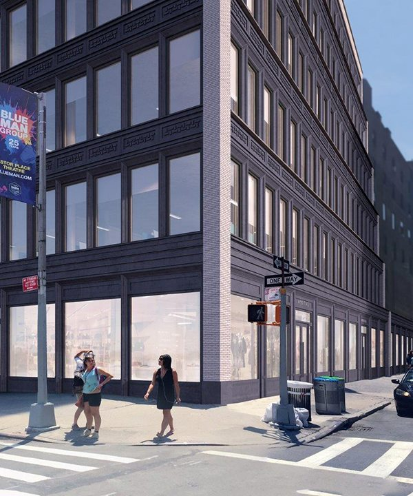 363 Lafayette Street, Noho, Terra Cotta, New Building, Boston Valley Terra Cotta, Morris Adjmi Architects