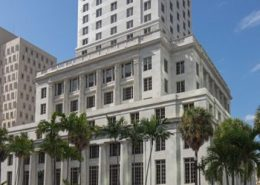 Miami Dade County Courthouse, architectural terra cotta restoration, florida