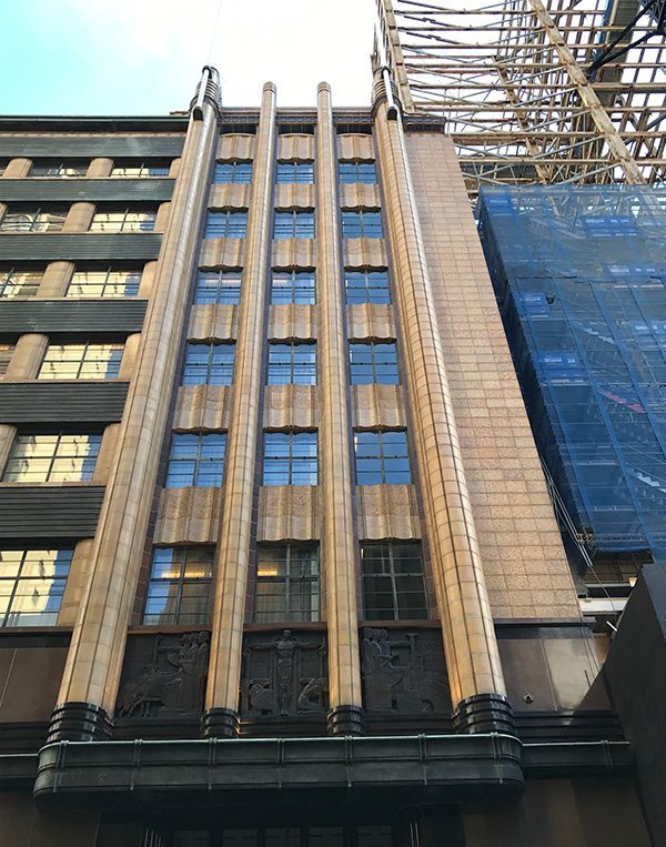 Sydney, Australia, Architectural Terra Cotta, TerraClad, Cladding, Sydney Architecture, Primus Hotel, Boston Vally Terra Cotta, Sydney Water Board Building
