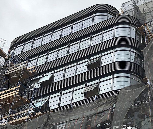 COOKFOX Architects, Boston Valley Terra Cotta, Terra Cotta Masonry, West Chelsea, Manhattan,