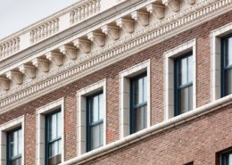 7 Gouverneur Slip East, Boston Valley Terra Cotta, Restoration, New York, Ammann & Whitney, Terra Cotta Masonry