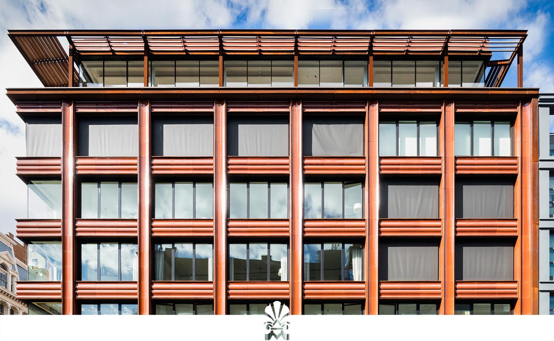10 Bond Street, Boston valley terra cotta, TerraClad, Selldorf Architects, New York