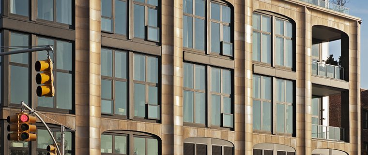 Architectural Terra Cotta, Selldorf Architects, NYC, New York, Extrusion, TerraCottaNY