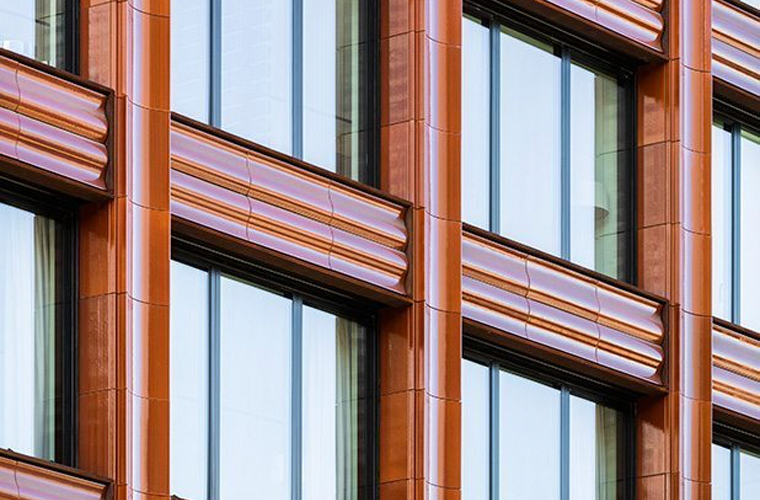 10 Bond Street, Selldorf Architects, TerraClad, Rainscreen, New York Architects, Boston Valley Terra Cotta