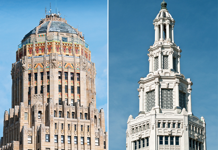 Buffalo City Hall, George J. Dietel, John J Wade, Sullivan Jones, Electric Tower, James A. Johnson, Buffalo NY, Terra Cotta Masonry, Architectural Restoration