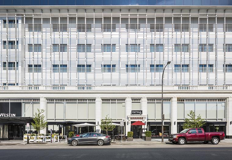 250 Delaware Avenue, Buffalo, NY, Diamond Schumitt, TerraClad, Architectural Terra cotta, Boston Valley Terra Cotta