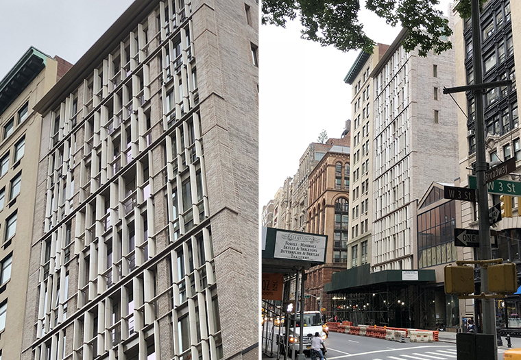 BKSK Architects, Madison Realty Capital, Boston Valley Terra Cotta, TerraClad®, Vertical fins, architectural terra cotta