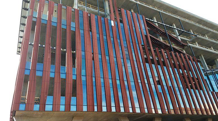 Health and Sciences Innovation Building, University of Arizona, Kovach, Kitchell of Phoenix, CO Architects