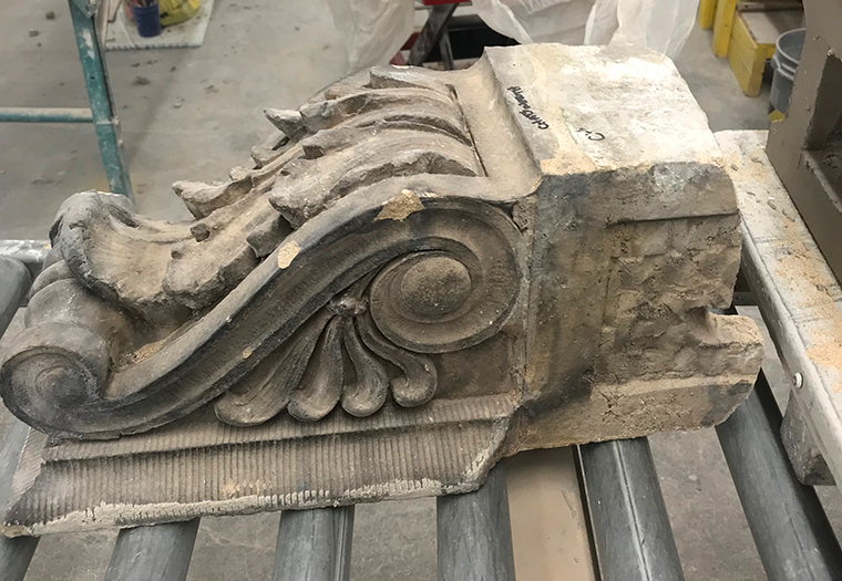 HFZ Capital Group, Pembrooke & Ives, Montroy Anderson and Demarco, Boston Valley terra cotta, architectural terra cotta, restoration, new york city, #TerraCottaNYC
