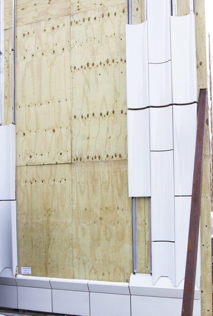 Charney Construction Company, Fogarty Finger, #TerraCottaNYC, Architectural Terra Cotta, TerraClad®, new york city, boston valley terra cotta, brooklyn