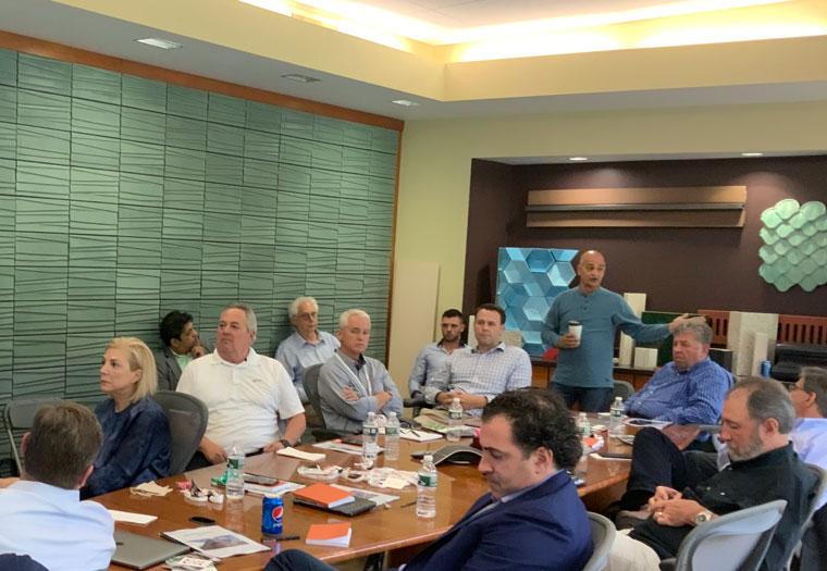 Boston Valley Terra Cotta, Annual Sales Meeting, 2019, Buffalo NY