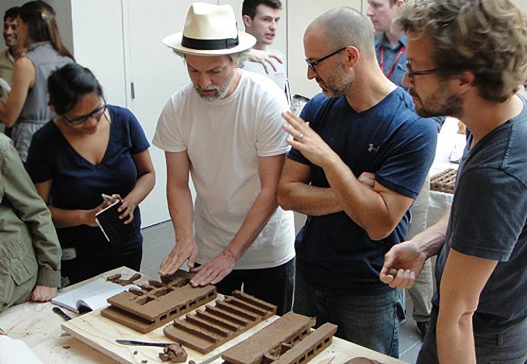 Andy Brayman, The Matter Factory, Boston Valley Terra Cotta, Glaze Lab, ACAWorkshop