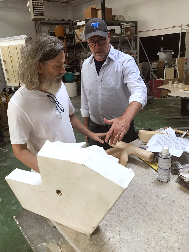 Boston Valley Terra Cotta, The Matter Factory, Andy Brayman, ACAW 2019, Architectural Ceramic Assemblies Workshop