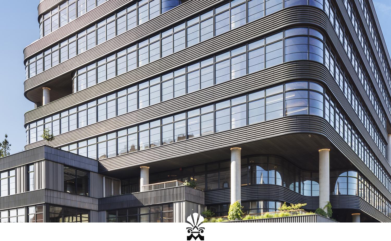 512 west 22nd street, COOKFOX Architects, Boston Valley Terra Cotta, Terra Cotta Masonry, West Chelsea, Manhattan,