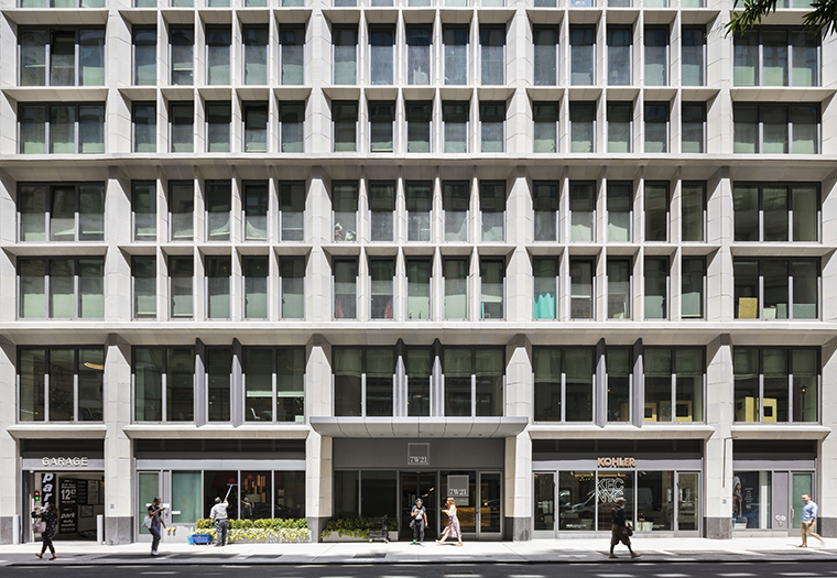 Morris Adjmi Architects, New York City, Boston Valley Terra Cotta, 7 West 21st Street