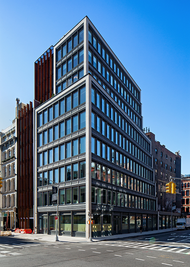 Morris Adjmi Architects, New York City, Boston Valley Terra Cotta, 363 Lafayette