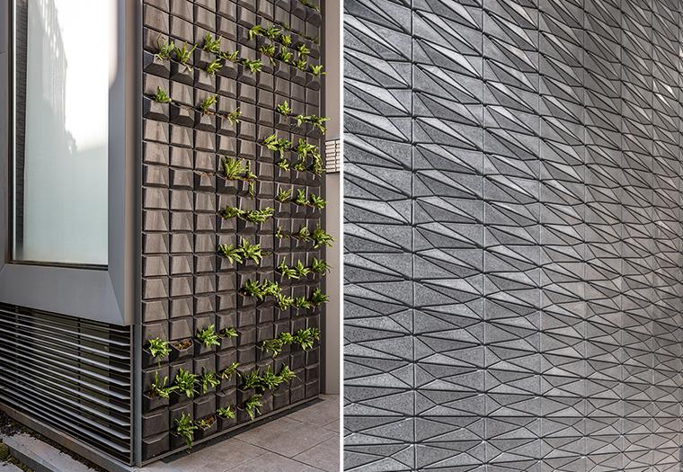 michael k chen architecture, Boston Valley Terra Cotta, terraclad®, green wall