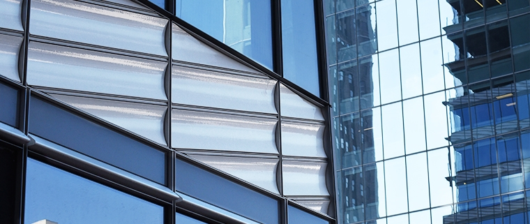 Unitized terra cotta panels and glass curtainwall for One Vanderbilt, designed by Kohn Pedersen Fox