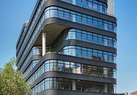 512 West 22nd Street, COOKFOX, terraclad® facade by boston valley terra cotta
