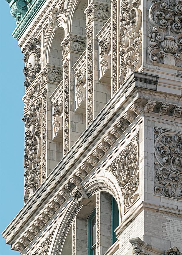 451 Broome Street, Restoration, Walter B. Melvin Architects LLC, Terra Cotta Masonry, Hand Press, New York City