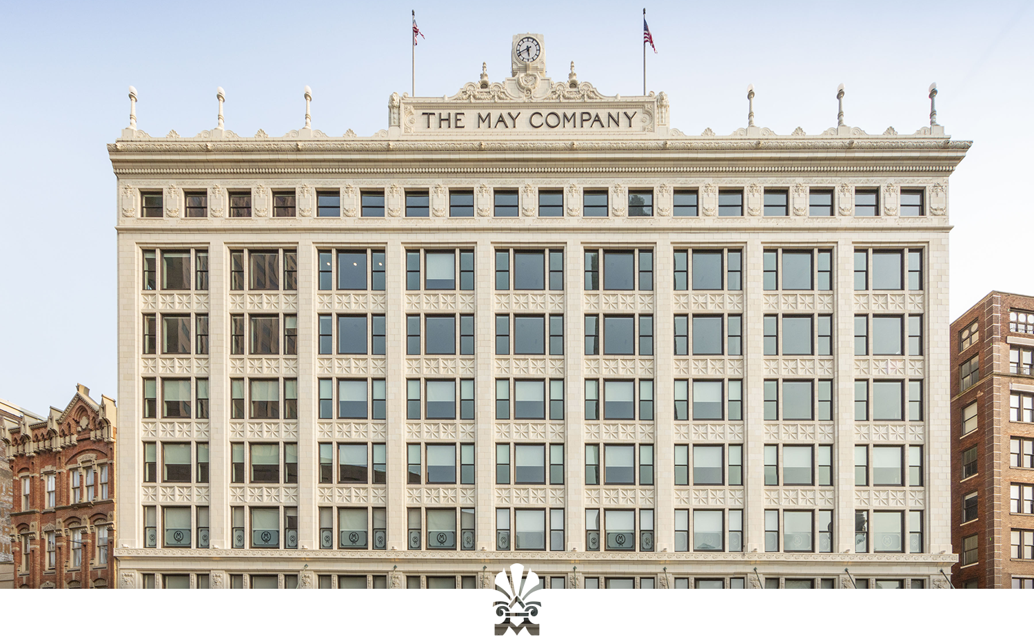 The May Company Building,Geis Companies Restoration, cleveland, ohio,