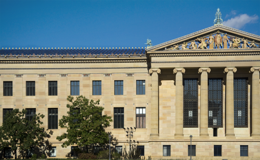 philiadelphia museum of art, terra cotta masonry, roof tile, restoration, Boston Valley Terra Cotta